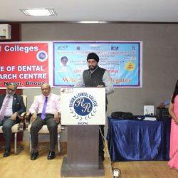 Department of Orthodontics and Dentofacial Orthopaedics Organised