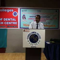 Workshop on Laser in General Dentistry 4