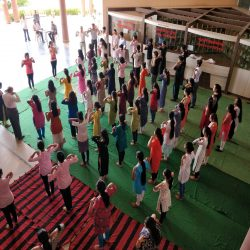 World Yoga Day1