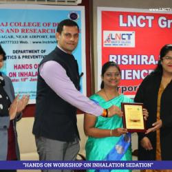 Hands on Workshop on Inhalation Sedation
