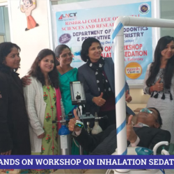 Hands on Workshop on Inhalation Sedation
